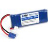 E-flite 1800mAh 2-Cell Lipo 7.4 Volt Battery Pack With EC3 Plug