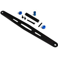 Exotek Racing Slash 4x4 Lipo Battery Strap, Carbon