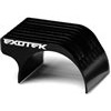 Exotek Racing F1/Pan Car Motor Heatsink, Black Finned Aluminum