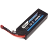 Fantom 7000mAh 7.4 2S 70C Comp. Lipo Battery Pack-WSDeans plug