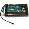 Fantom 1600mAh 9.9v Life Transmitter Battery Pack With Switch, M11