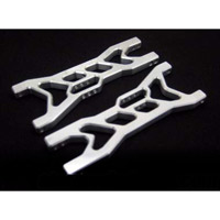 Fast Lane Machine 1/8th Front Arms For Electric Rustler/Stampede/Slash (2)