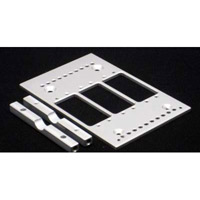 Fast Lane Machine Savage Servo Plate, Aluminum