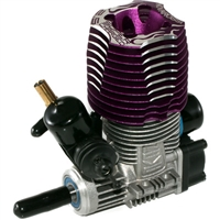 Fusion Motorsports Supercharged T-Maxx Engine With Pipe And Header