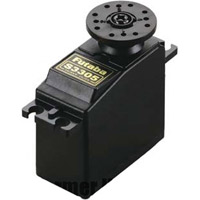 Futaba Servo-S3305 Metal Gear, High Torque, 124 Oz/In At .20 Sec.