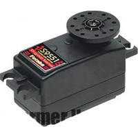 Futaba Servo-S9551 Digital Hi Speed, Low Profile, 122oz/In, .11 Sec