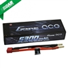 Gens Ace 5300mAh 65C 7.4V 2S Lipo Battery with 4mm bullets/Deans connector