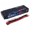 Gens Ace 6000mAh HV 100C 7.6V 2S Lipo Battery with 5mm bullets