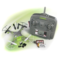 Heli-Max 1si RTF Quadcopter With Camera