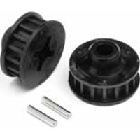 Hot Bodies Cyclone S 16t Pulley Set (2)