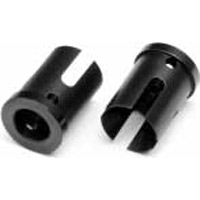 Hot Bodies Cyclone TCX/Wc Ed. Front Solid Axle Drive Cups (2)