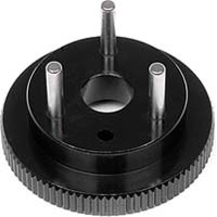 Hot Bodies D8/D8T 3-Pin Flywheel, Black