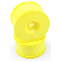 Hot Bodies D8T T-Dish Rims, Yellow (2)