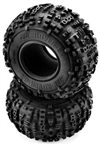 Hot Bodies Rover-Ex Rock Crawler Tires w/ Inserts, Pink Compound (2)