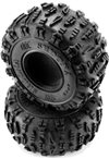 Hot Bodies Sedona 2.2 Rock Crawler Tires w/ Inserts, White Compound (2)