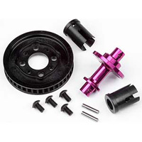 Hot Bodies Cyclone TCX Solid Axle Set