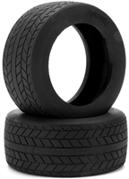 HPI Vintage Performance 26mm Sedan Tires, D Compound (2)
