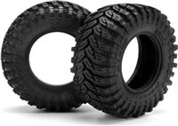 HPI Blitz MaxXIs Trepador Belted S Compound Tires (2)