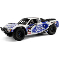 HPI F150 Mini-Trophy Dt-1 Clear Truck Body-Requires Painting