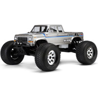 HPI 1979 Ford F150 Supercab Clear Body For Hpi Savage XL