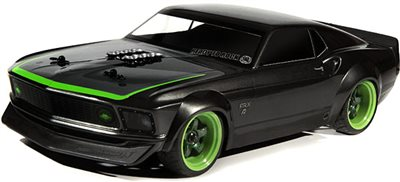 HPI Sprint 2 Sport RTR With 1969 Mustang RTR-X Body
