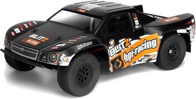 HPI RTR Blitz Flux 2wd 1/10th Elecric Short Course Truck