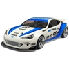 HPI RS4 Sport 3 Drift RTR with Subaru BRZ Body