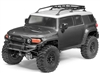HPI 1/10th Venture Toyota FJ Cruiser 4wd RTR Trail Rig with Gunmetal body
