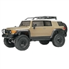 HPI 1/10th Venture Toyota FJ Cruiser 4wd RTR Trail Rig with Sandstorm body