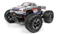 HPI Savage XS Flux Mini Monster Truck RTR, with  El Camino SS body