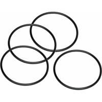 HPI Baja 5B O-Rings, Black-50 x 2.6mm (4)
