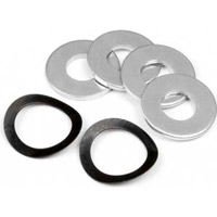 HPI Baja 5B/5T Clutch Shoe Washer Set