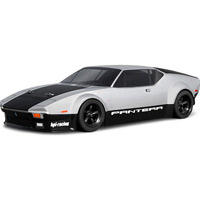 HPI De Tomaso Pantera Clear Body, 200mm-Requires Painting