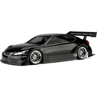 HPI Lexus Is F Racing Concept Clear Body-Requires Painting