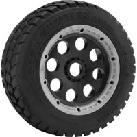 HPI Baja 5T Desert Buster Radial Tires, HD Compound (2)
