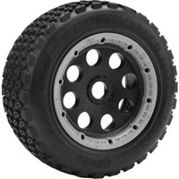 HPI Baja 5T Desert Buster Arrow Tires, HD Compound (2)