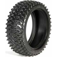 HPI Soft Compound Rally Tires, 26mm (2)