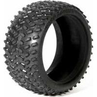 HPI Super Nitro RS4 Rally Tires, M-Compound (2)