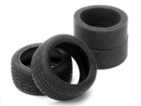 HPI Vintage Racing Tires-26mm, D-Compound (2)