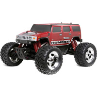 HPI Wheely King Hummer H2 Clear Body, Requires Painting