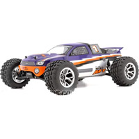 HPI Nitro RS4MT-1 Clear Body With Decals-Requires Painting
