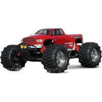 HPI Dodge Ram Truck Clear Body For Savage 21 And T-Maxx