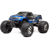 HPI Savage Nitro Gt-2 Truck Clear Body-Requires Painting