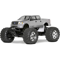 HPI Savage Ford F150 Clear Truck Body-Requires Painting