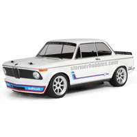 HPI Cup Racer 2002 Bmw Turbo Clear Body-Requires Painting