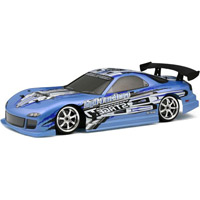 HPI Mazda Rx7 Fd3s Painted Sedan Body, 190mm