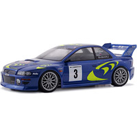 HPI 98 Subaru Impreza WRC Clear Sedan Body-190mm, requires painting