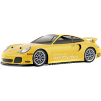 HPI Porsche 911 Turbo Body, 190mm
