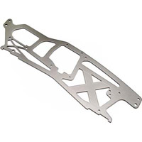 HPI Savage x Right Chassis Plate, Gray