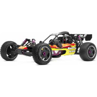 HPI Baja 5B-1 Clear Side Body (Left/right)-requires Painting